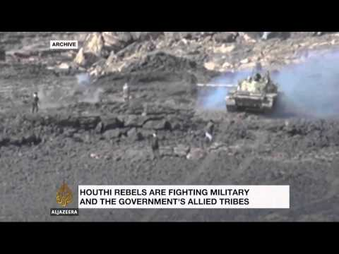 Houthi rebels push into Yemeni capital