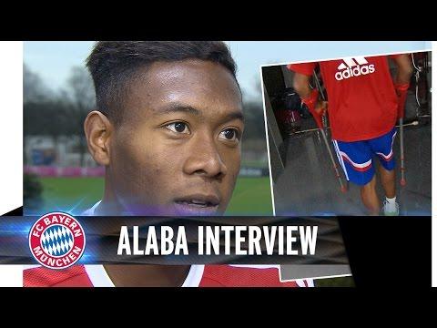 David Alaba über seine Comebackpläne