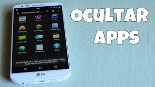Ocultar aplicaciones en Android // Hide It Pro