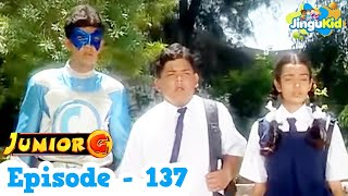 Junior G Episode 137