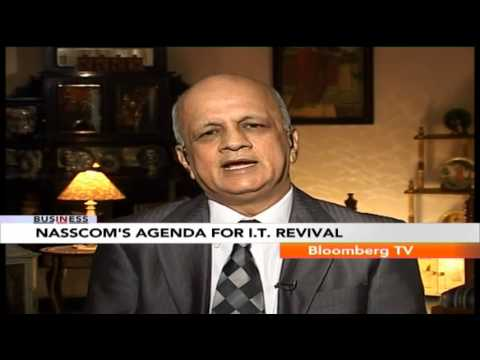 In Business - What Is NASSCOM's Agenda For I.T. Revival?