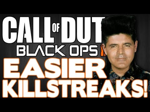 Black Ops 2 | Killstreak Tips | How to Get High Killstreaks | 30+ TDM w/ Vtol Warship