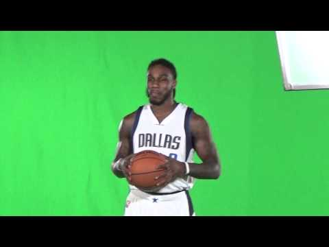 Dallas Mavericks Media Day 2014 Jae Crowder Fox Sports Southwest (FSSW) promo