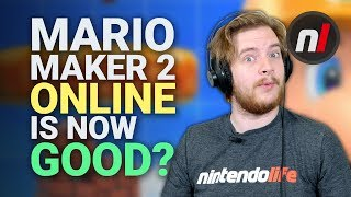 Super Mario Maker 2: Is Online Multiplayer GOOD Now?