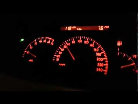 Renault Laguna 3.0 V6 24v  0-140 k/mh
