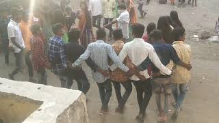 At daheli sanjay bhai nu dj