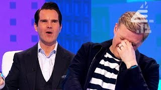 """""""You Just Blew on His D**k!"""" - Jimmy Carr to Rob Beckett 