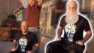 CONDOM CHALLENGE PRANK!! - HOW TO PRANKS