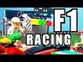 Lego F1 Grand Prix Racing, The Fast and the Furious - Ferrari FXX K VS Mercedes-benz F1W07