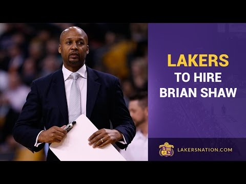 Lakers To Hire Brian Shaw As Assistant Coach