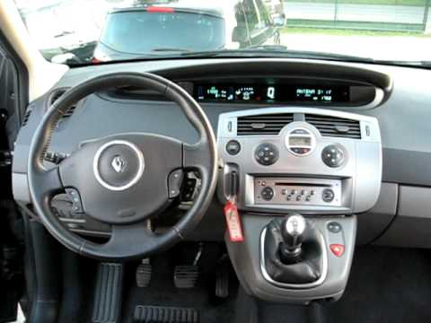 renault scenic 1 5 dci 105 2007 avi youtube. Black Bedroom Furniture Sets. Home Design Ideas