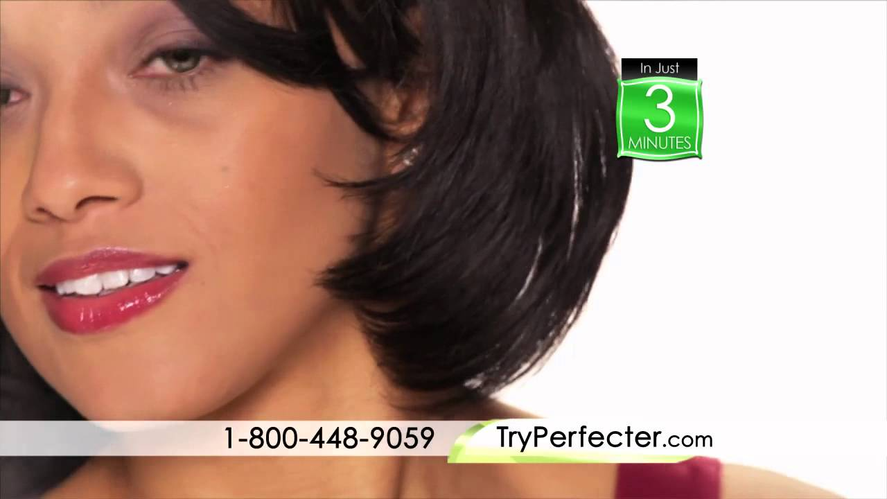 Perfecter Fusion Styler™ | YouTube Commercial 15 Sec. | Fusion Style ...