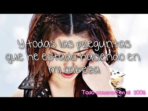 Miranda Cosgrove - Kissin'u (traducida Al Español) video