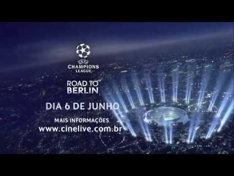 Final da UEFA Champions League na Cinemark