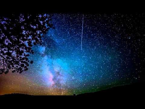 Milky Way Galaxy night sky Woodland Park Nikon D800 Time Lapse