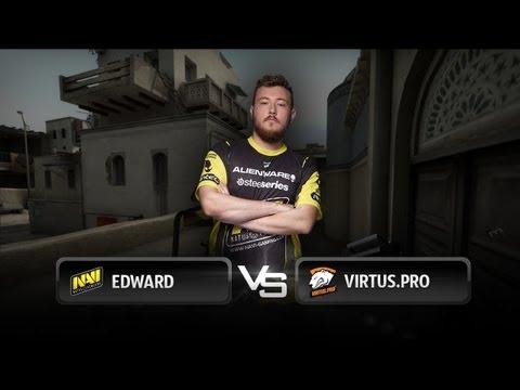 Edward vs Virtus.pro @ SLTV StarSeries V