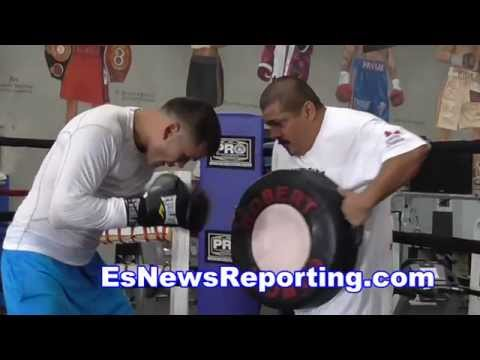 Maidana After I Beat Mayweather I am going after Manny Pacquiao - EsNews boxing