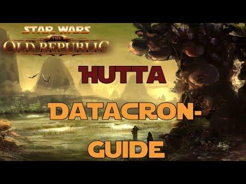 SWTOR Datacron Guide für Hutta Imperium