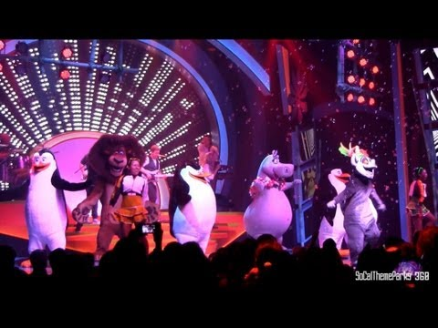 [HD] New Full Madagascar Live! Operation: Vacation at SeaWorld San Diego
