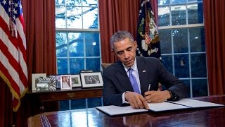 Obama  Vetoes the National Defense Authorization Act