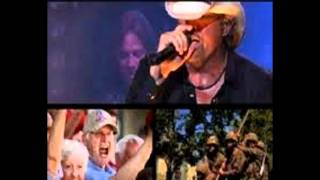 Watch Toby Keith Die With Your Boots On video