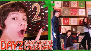 GIANT Advent Calendar Day 2 Christmas Countdown 2017