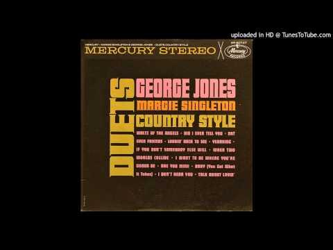 George Jones - Not Even Friends