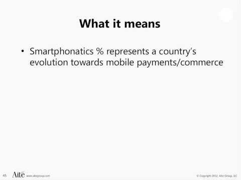 The Global Rise of Smartphonatics - Americas Session