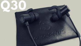 SoundPEATS Q30 Magnetic Headphones Review - Sweatproof Earbuds