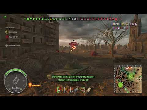 Jappe81 FIN playing World of Tanks on Xbox One