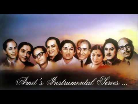 Instrumental - Tu Jahan Jahan Chalega (Flute Santoor & Sitar...