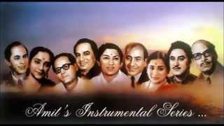 Instrumental - Tu Jahan Jahan Chalega (Flute, Santoor & Sitar)