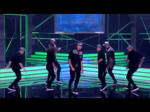 Diversity Performing On 'stepping Out' 2013 video
