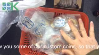 1,We have made 10000+ custom coins