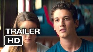 Spectacular Now Official Trailer #1 (2013) - Shailene Woodley Movie HD