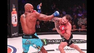 Bellator 186 Highlights: Ryan Bader Knocks Out Linton Vassell - MMA Fighting