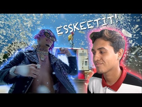 From 0 To Superstar! Lil Pump - ESSKEETIT (Official Music Video) Reaction! #1