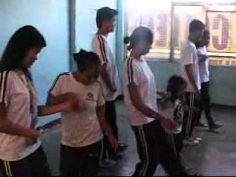 Rehersal Presentation Of Group 4 In Pe 2 (polka Sa Nayon) video