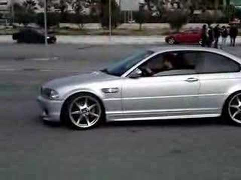 3 series-M3 turbo engine-donuts Video
