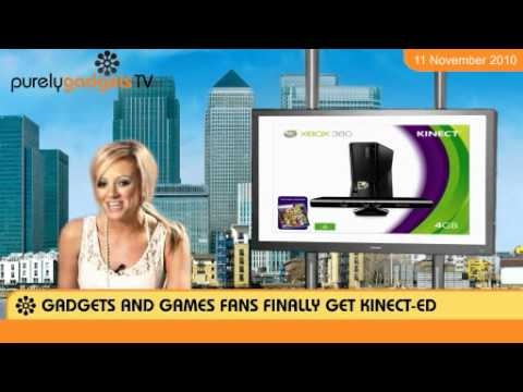 Gadgets And Games Fans Finally Get Kinect-ed