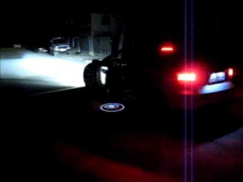 Led Car Door Logo Laser Projector Light For Toyota Celica