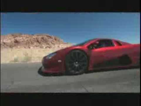 Ssc ultimate aero - extreme rides discovery channel