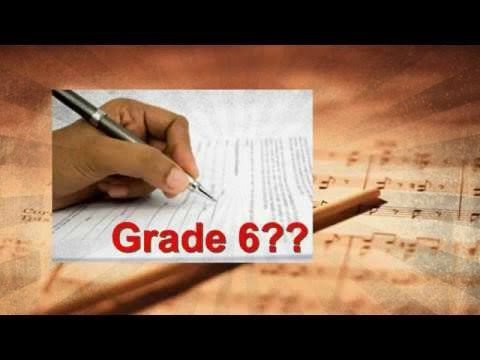 ABRSM Grade 6 Music Theory - An Overview