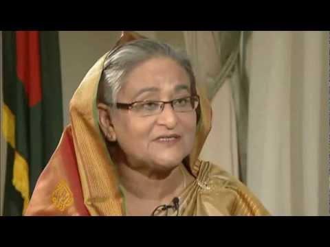 Shameless Sheikh Hasina denies to help Burma Muslims