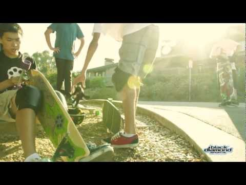 Longboarding: Black Diamond Sports Team Session