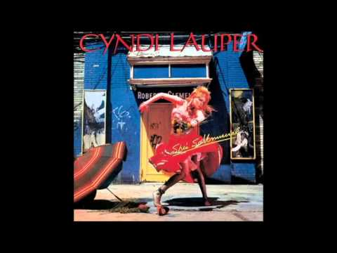 Cyndi Lauper - Yeah Yeah