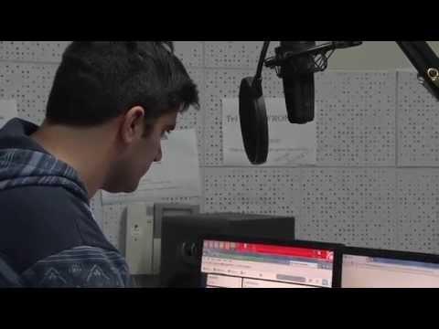 Radio Gibraltar's Breakfast Show (Behind the Scenes)