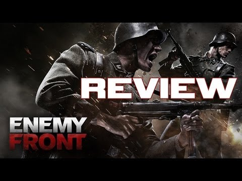 Game Reviews - Enemy Front