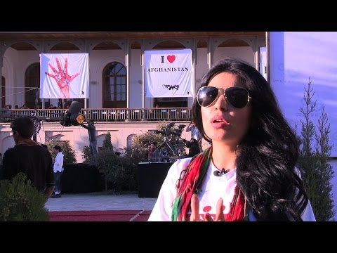 Peace festival brings Afghanistan and region together