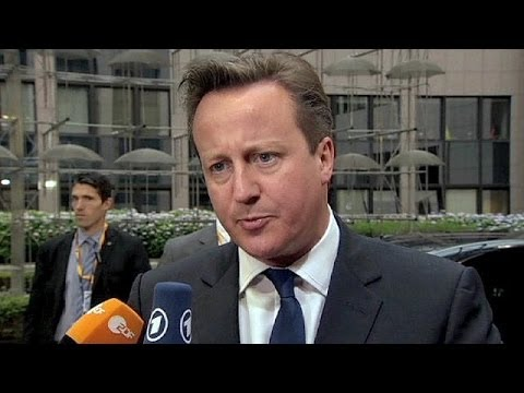 'Bossy Brussels' should back off, David Cameron warns EU leaders